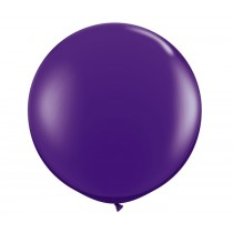 36 Inch Latex Balloon Crystal