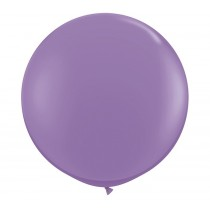 36 Inch Latex Balloon Premium Lavender