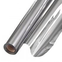 Mylar Reflective Roll 48 Inches Wide Silver (1 Count) (Pkg/1)