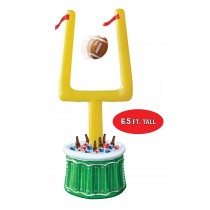 Inflatable Goal Post Cooler 2.5ft W/football (1 Count) (Pkg/1)