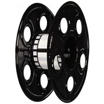Movie Reel with Filmstrip Centerpiece 9-Inch