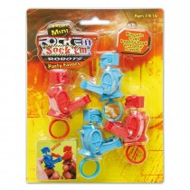 Rock Em Sock Em Mini Games (4 Count)