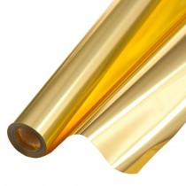 Mylar Reflective Roll 48 Inches Wide Gold (1 Count) (Pkg/1)