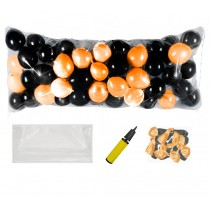 Balloon Drop Kit (Orange and Black)