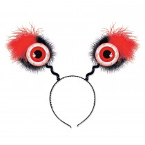 Eyeball Boppers Red Party Accessory (1 Count) (Pkg/1)