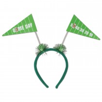 PMU Game Day Pennant Flag Boppers