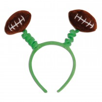 Football Boppers Party Accessory (1 Count) (Pkg/1)
