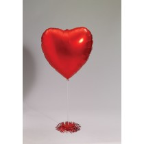 Helium Free St. Valentine's Day Heart Balloon Kit