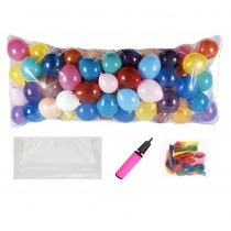Balloon Drop Kit (Multi Color)