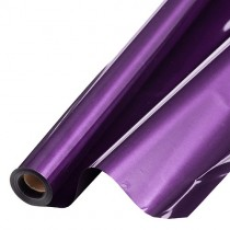 PMU Mylar Reflective Roll 48 Inches Wide Purple (1 Count) (Pkg/1)
