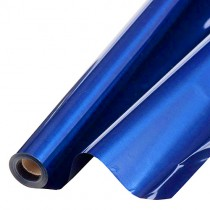 PMU Mylar Reflective Roll 48 Inches Wide Royal Blue (1 Count) (Pkg/1)